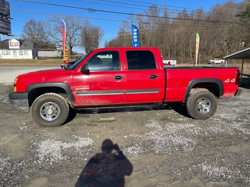 2003 Chevrolet Silverado 2500HD for sale at ABINGDON AUTOMART LLC in Abingdon VA