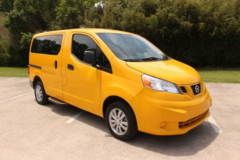 2015 Nissan NV200 for sale at Clear Lake Auto World in League City TX