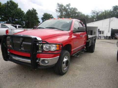 2005 Dodge Ram Pickup 3500 for sale at Sweets Motors in Valley Center KS