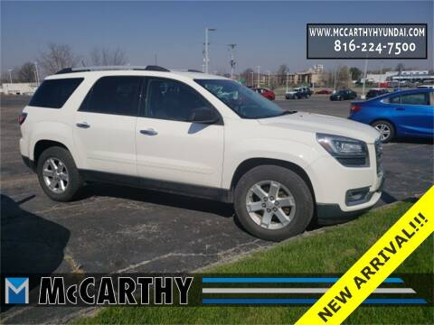 2015 GMC Acadia for sale at Mr. KC Cars - McCarthy Hyundai in Blue Springs MO