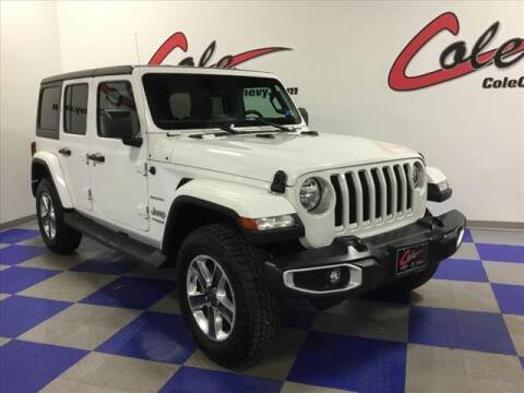 2019 Jeep Wrangler Unlimited for sale at Cole Chevy Pre-Owned in Bluefield WV