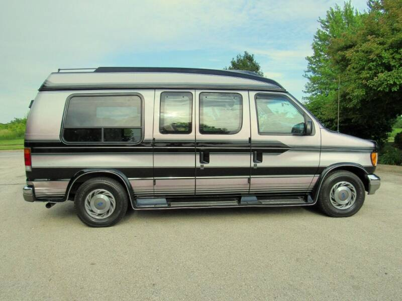 1993 Ford E-150 for sale at KC Classic Cars in Kansas City MO
