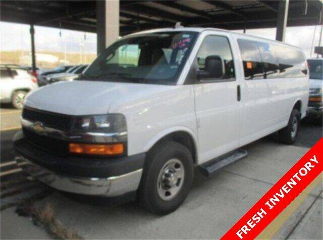 2020 Chevrolet Express Passenger for sale at Rizza Buick GMC Cadillac in Tinley Park IL