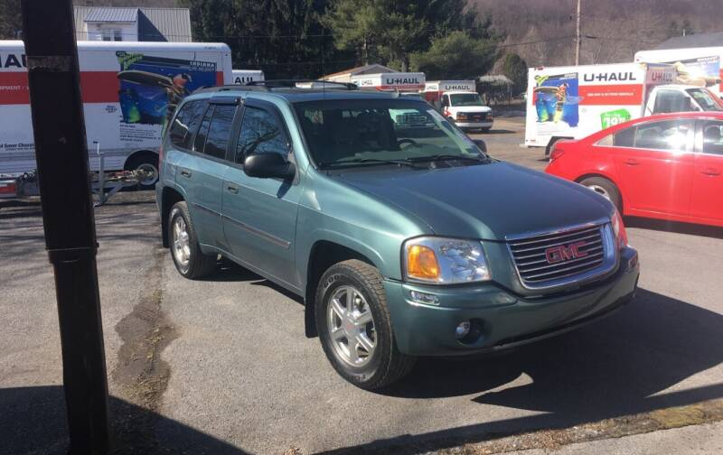 2009 GMC Envoy for sale at K B Motors in Clearfield PA
