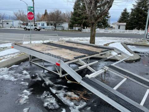 Aluminum Sled Deck 2 Place for sale at Harper Motorsports-Powersports in Post Falls ID