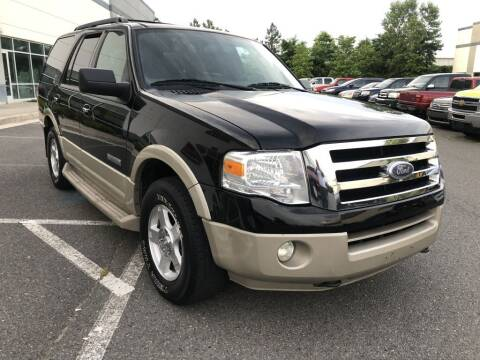 2007 Ford Expedition for sale at PM Auto Group LLC in Chantilly VA