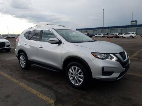 2018 Nissan Rogue for sale at A.I. Monroe Auto Sales in Bountiful UT