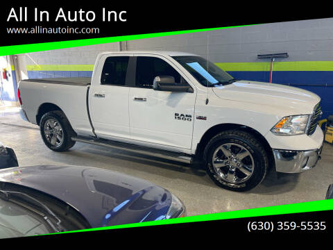 2018 RAM Ram Pickup 1500 for sale at All In Auto Inc in Addison IL