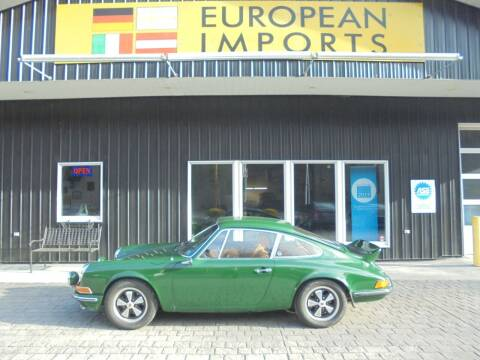 1971 Porsche 911 for sale at EUROPEAN IMPORTS in Lock Haven PA