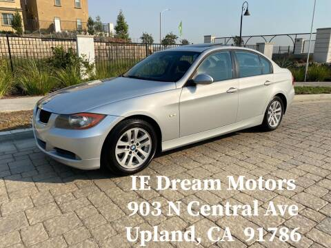 2007 BMW 3 Series for sale at IE Dream Motors in Upland CA