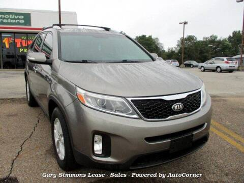 2014 Kia Sorento for sale at Gary Simmons Lease - Sales in Mckenzie TN