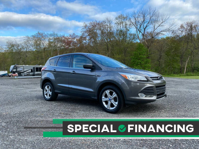 2013 Ford Escape for sale at QUALITY AUTOS in Newfoundland NJ