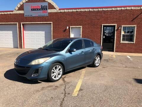 2010 Mazda MAZDA3 for sale at Family Auto Finance OKC LLC in Oklahoma City OK