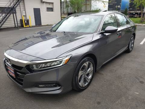 2018 Honda Accord for sale at Auto Direct Inc in Saddle Brook NJ