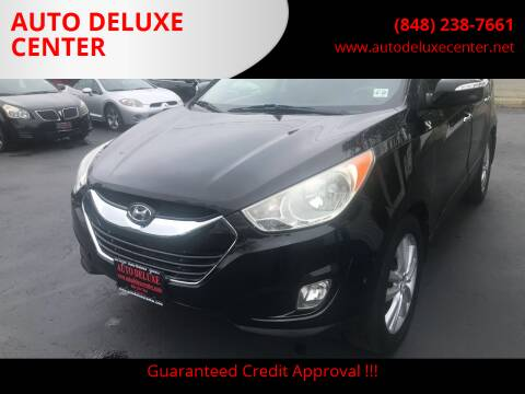 2012 Hyundai Tucson for sale at AUTO DELUXE CENTER in Toms River NJ