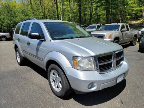 2007 Dodge Durango for sale at Ramsey Corp. in West Milford NJ