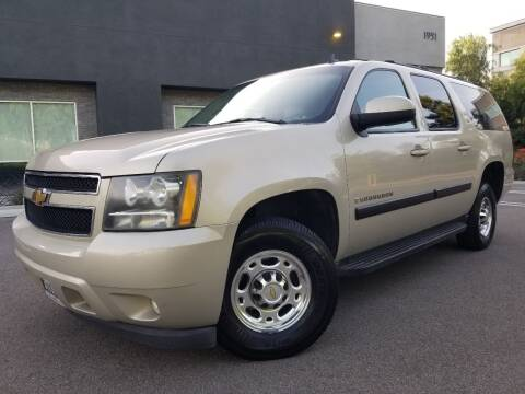 2007 Chevrolet Suburban for sale at San Diego Auto Solutions in Escondido CA