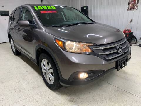 2012 Honda CR-V for sale at SMS Motorsports LLC in Cortland NY