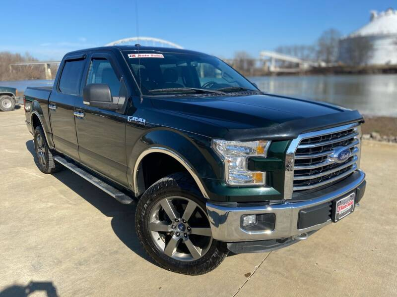 2015 Ford F-150 for sale at D3 Auto Sales in Des Arc AR