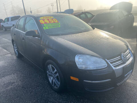 2005 Volkswagen Jetta for sale at Low Auto Sales in Sedro Woolley WA
