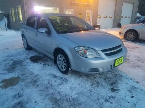 2010 Chevrolet Cobalt for sale at Jeff's Sales & Service in Presque Isle ME