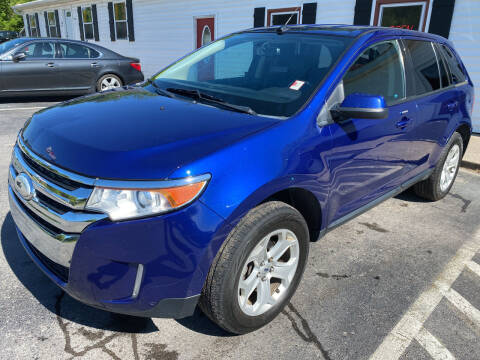 2013 Ford Edge for sale at NextGen Motors Inc in Mt. Juliet TN