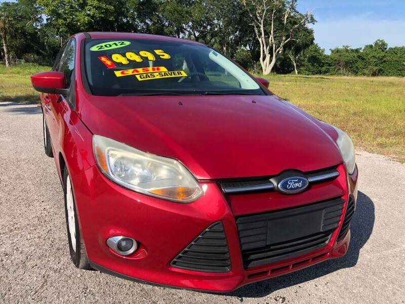 2012 Ford Focus for sale at Auto Export Pro Inc. in Orlando FL