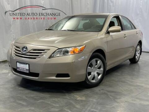 2007 Toyota Camry for sale at United Auto Exchange in Addison IL