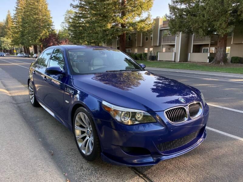 2006 BMW M5 for sale at LG Auto Sales in Rancho Cordova CA