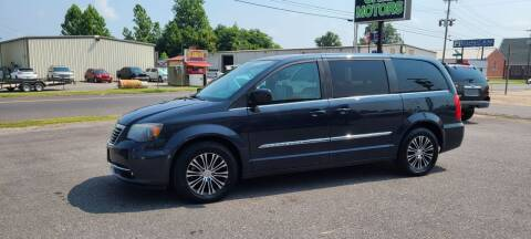2014 Chrysler Town and Country for sale at CHILI MOTORS in Mayfield KY