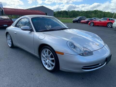 1999 Porsche 911 for sale at Hillside Motors in Jamestown KY