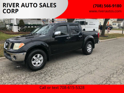 2006 Nissan Frontier for sale at RIVER AUTO SALES CORP in Maywood IL