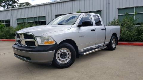 2010 Dodge Ram Pickup 1500 for sale at Houston Auto Preowned in Houston TX