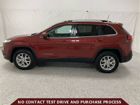 2016 Jeep Cherokee for sale at Brothers Auto Sales in Sioux Falls SD