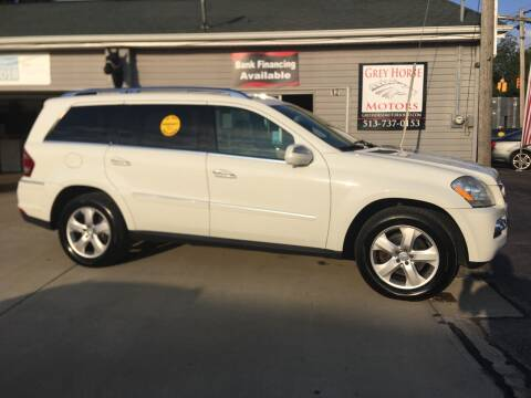 2010 Mercedes-Benz GL-Class for sale at Grey Horse Motors in Hamilton OH