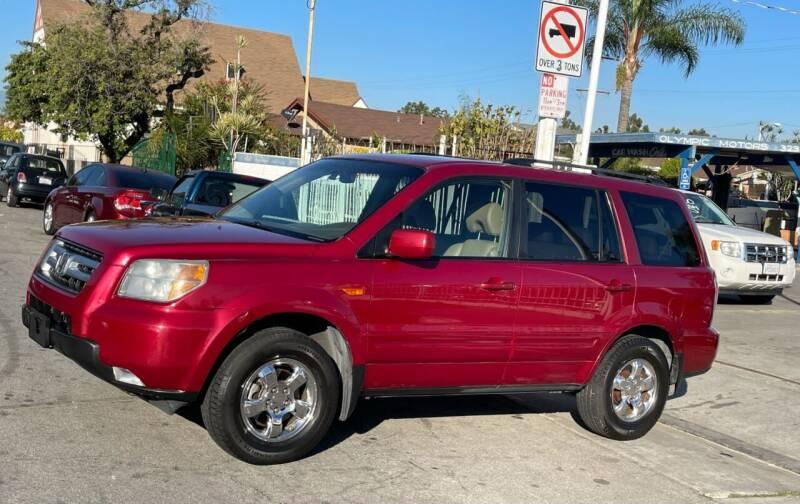 2006 Honda Pilot for sale at Olympic Motors in Los Angeles CA