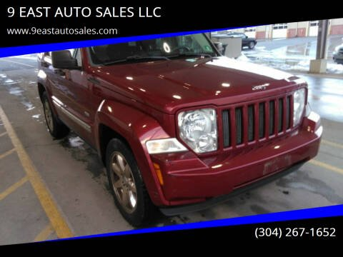 2012 Jeep Liberty for sale at 9 EAST AUTO SALES LLC in Martinsburg WV