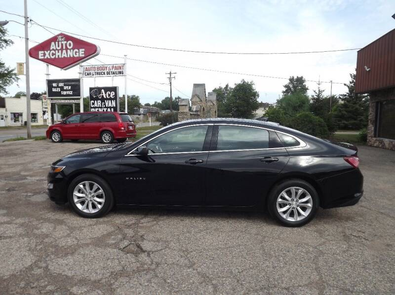 2019 Chevrolet Malibu for sale at The Auto Exchange in Stevens Point WI