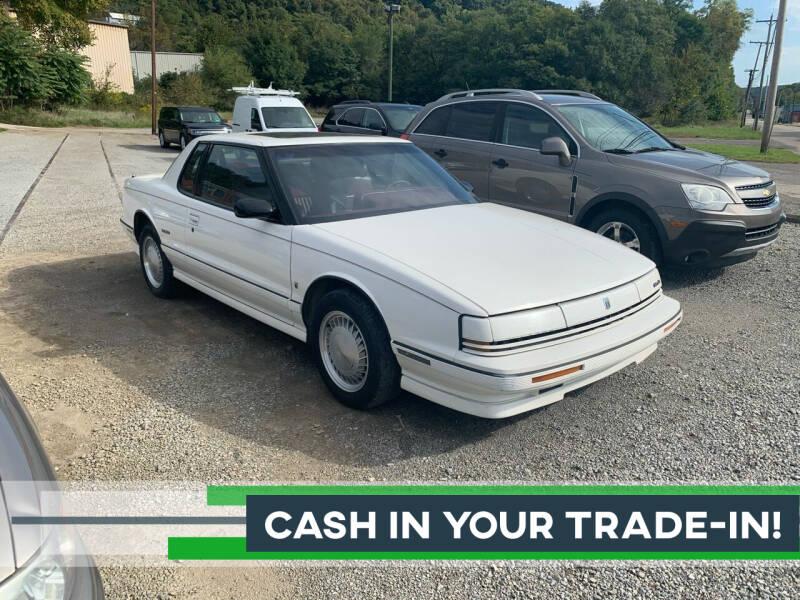 1992 Oldsmobile Toronado for sale in East Liverpool, OH