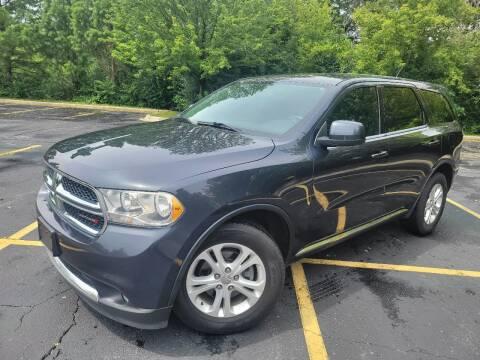 2013 Dodge Durango for sale at Future Motors in Addison IL