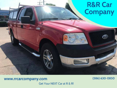 2005 Ford F-150 for sale at R&R Car Company in Mount Clemens MI