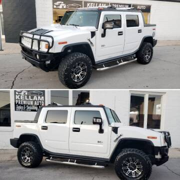 2006 HUMMER H2 SUT for sale at Kellam Premium Auto Sales & Detailing LLC in Loudon TN