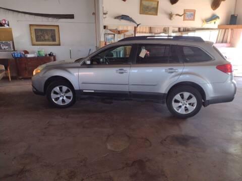 2012 Subaru Outback for sale at PYRAMID MOTORS - Pueblo Lot in Pueblo CO
