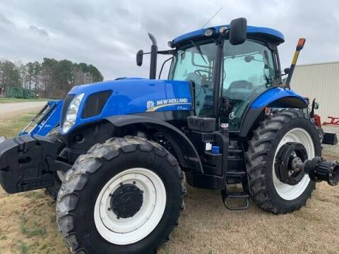 2012 New Holland T7.260