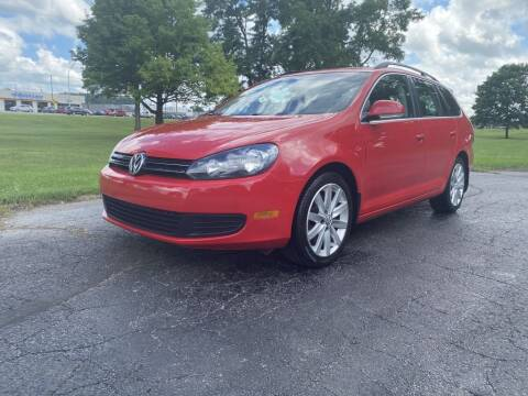 2012 Volkswagen Jetta for sale at Moundbuilders Motor Group in Heath OH