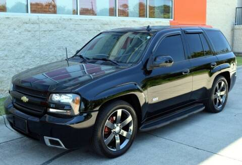 2006 Chevrolet TrailBlazer for sale at Raleigh Auto Inc. in Raleigh NC