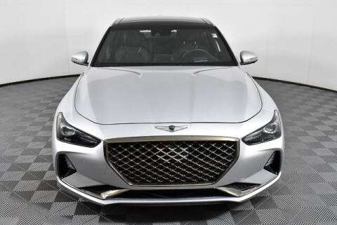 2019 Genesis G70 for sale at Southern Auto Solutions - Georgia Car Finder - Southern Auto Solutions-Jim Ellis Hyundai in Marietta GA