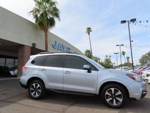 2018 Subaru Forester for sale at Jay Auto Sales in Tucson AZ