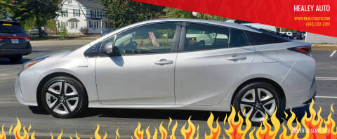 2018 Toyota Prius for sale at Healey Auto in Rochester NH