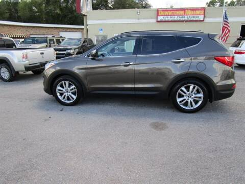 2014 Hyundai Santa Fe Sport for sale at DERIK HARE in Milton FL